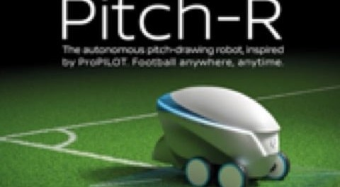 Robot Pitch-R