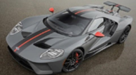 Nový Ford GT Carbon Series 2019