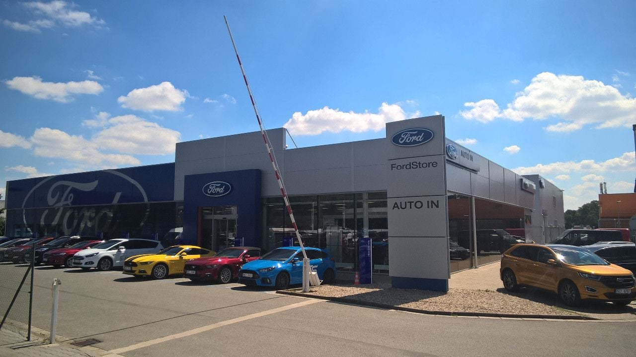 Ford AUTO IN Pardubice